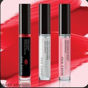 MK Cherry Ultra Stay Lip Lacquer kit